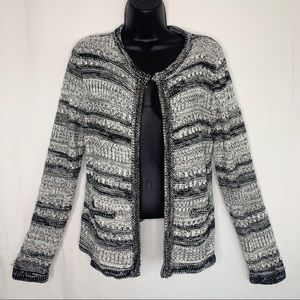 Romeo & Juliet Couture / Open Knit Cardigan